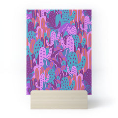 Doodle By Meg Botanical Nights Mini Art Print