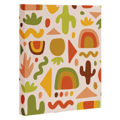 Doodle By Meg Succulent Cutout Print Art Canvas