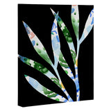 Elena Blanco January leaves Art Canvas