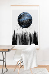 Elisabeth Fredriksson Nature Art Print And Hanger