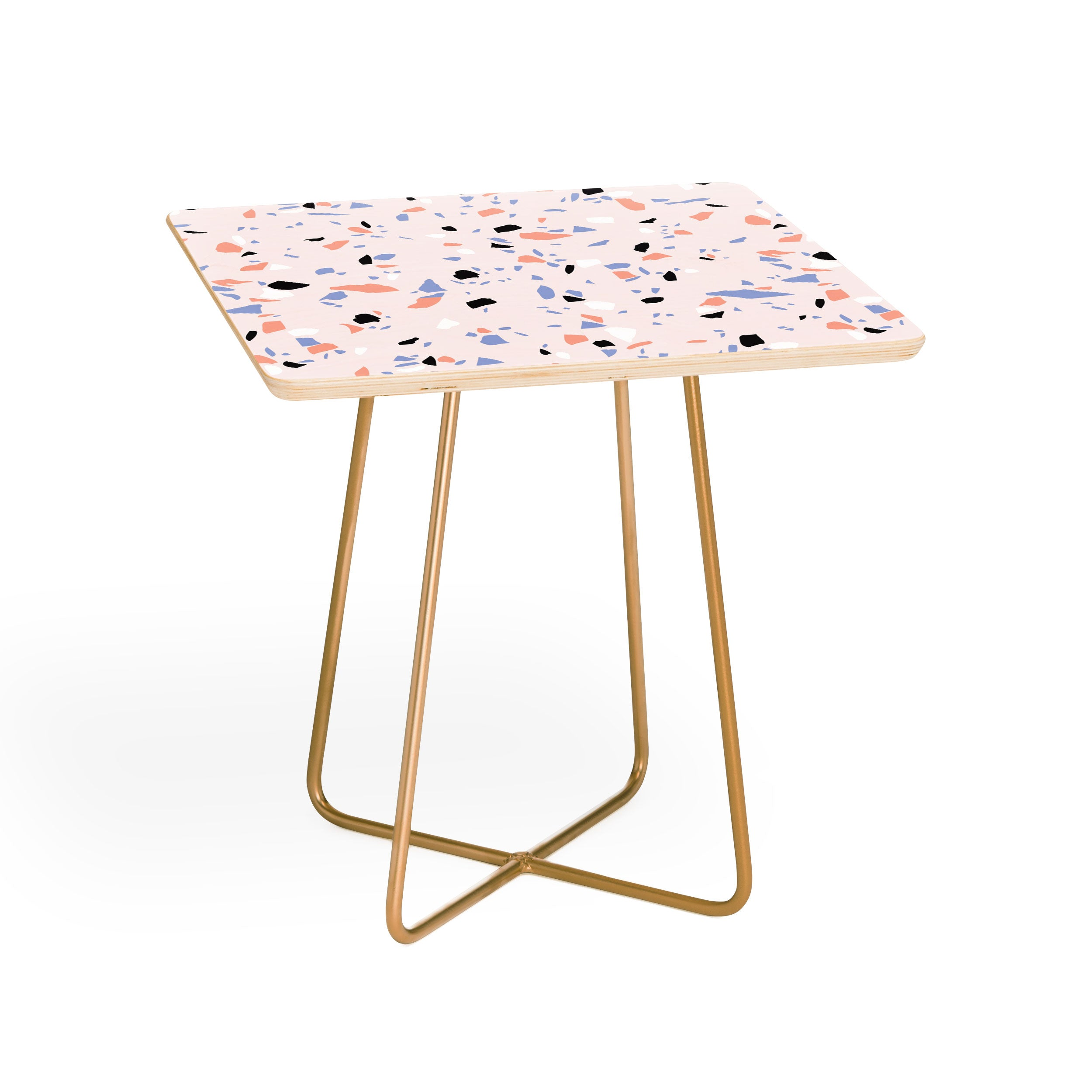 Emanuela Carratoni Sweet Terrazzo Texture Side Table
