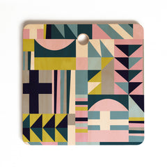 Emmie K modern love Cutting Board Square
