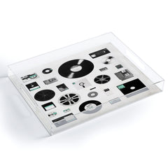Florent Bodart Data Acrylic Tray