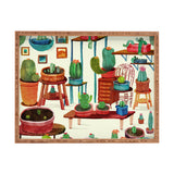 Francisco Fonseca big cactus room Rectangular Tray