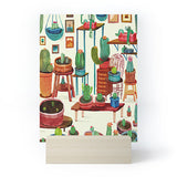 Francisco Fonseca big cactus room Mini Art Print