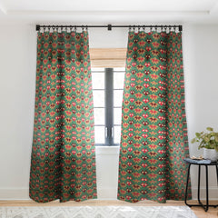 Gabriela Fuente Astra Sheer Window Curtain