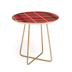 Gabriela Fuente joly winter Round Side Table