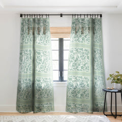 Gabriela Fuente Magne Sheer Window Curtain