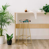 Gabriela Fuente The tropicana Bar Stool