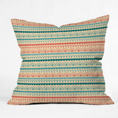 Gabriela Larios Prado Outdoor Throw Pillow