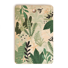 Gale Switzer Into the Jungle II Cutting Board Rectangle