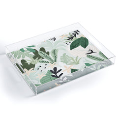 Gale Switzer Into the Jungle II Acrylic Tray
