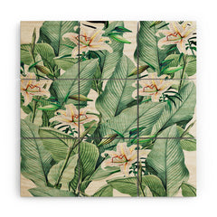 Gale Switzer Tropical state Wood Wall Mural