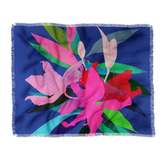 Garima Dhawan lily 13 Throw Blanket