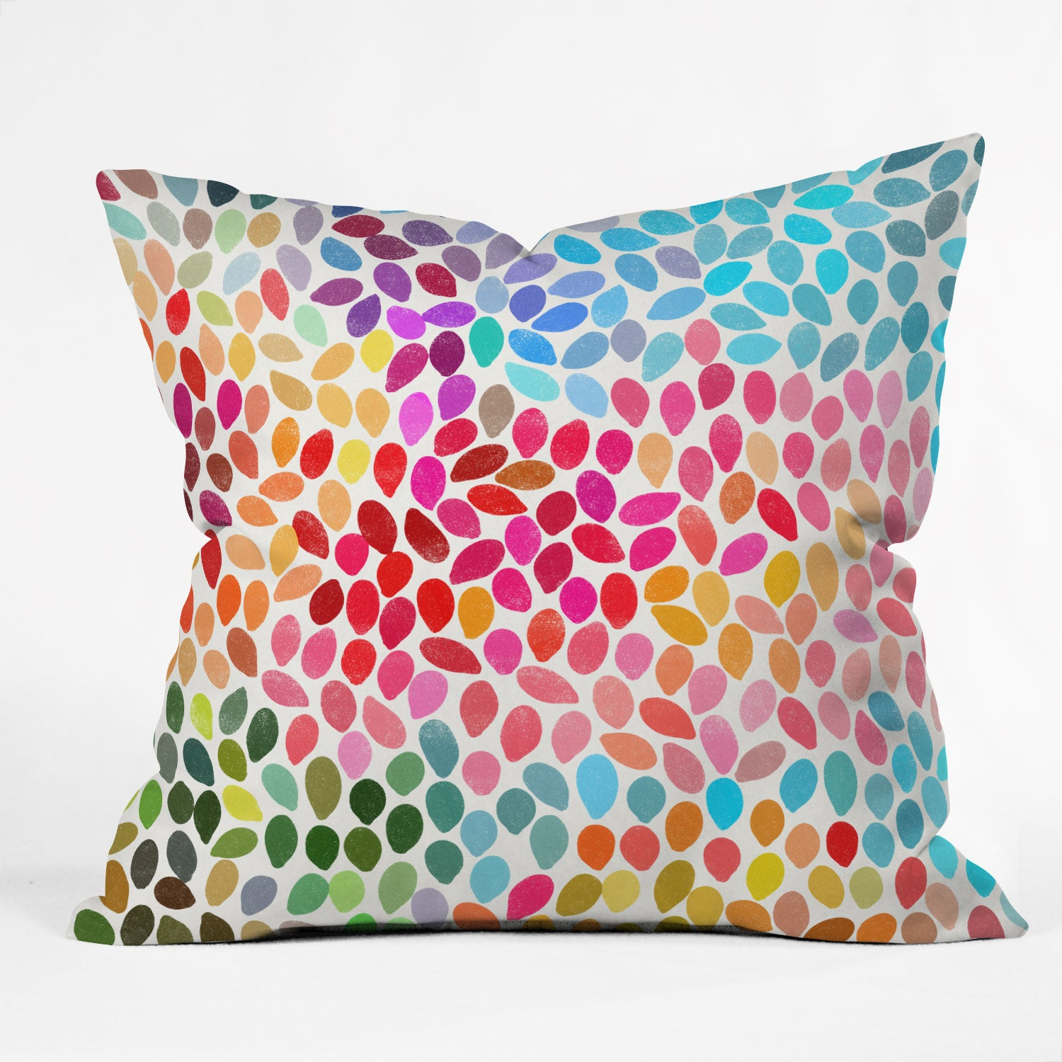 Garima Dhawan Rain 6 Throw Pillow