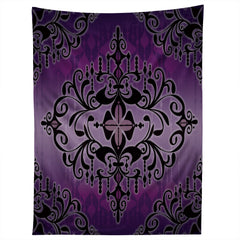 Gina Rivas Design Purple Romance Tapestry