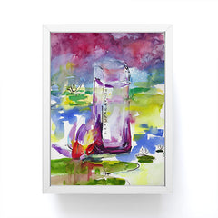 Ginette Fine Art French Perfume Bottle 3 Framed Mini Art Print
