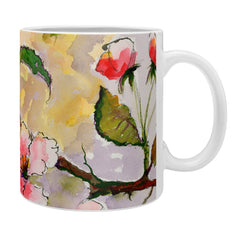 Ginette Fine Art Pink Blossoms Spring Coffee Mug