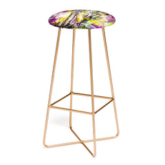 Ginette Fine Art Purple Magic Tree Bar Stool