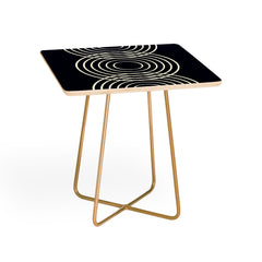 Grace Life Balance Black Side Table
