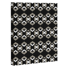 Hadley Hutton Chevron Skin 3 Art Canvas