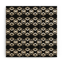 Hadley Hutton Chevron Skin 3 Wood Wall Mural