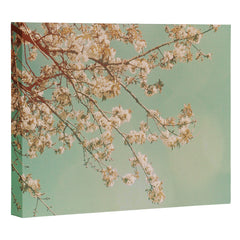 Happee Monkee Plum Blossoms Art Canvas