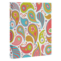 Heather Dutton Power Paisley Art Canvas