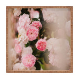 Hello Twiggs Soft Roses Square Tray