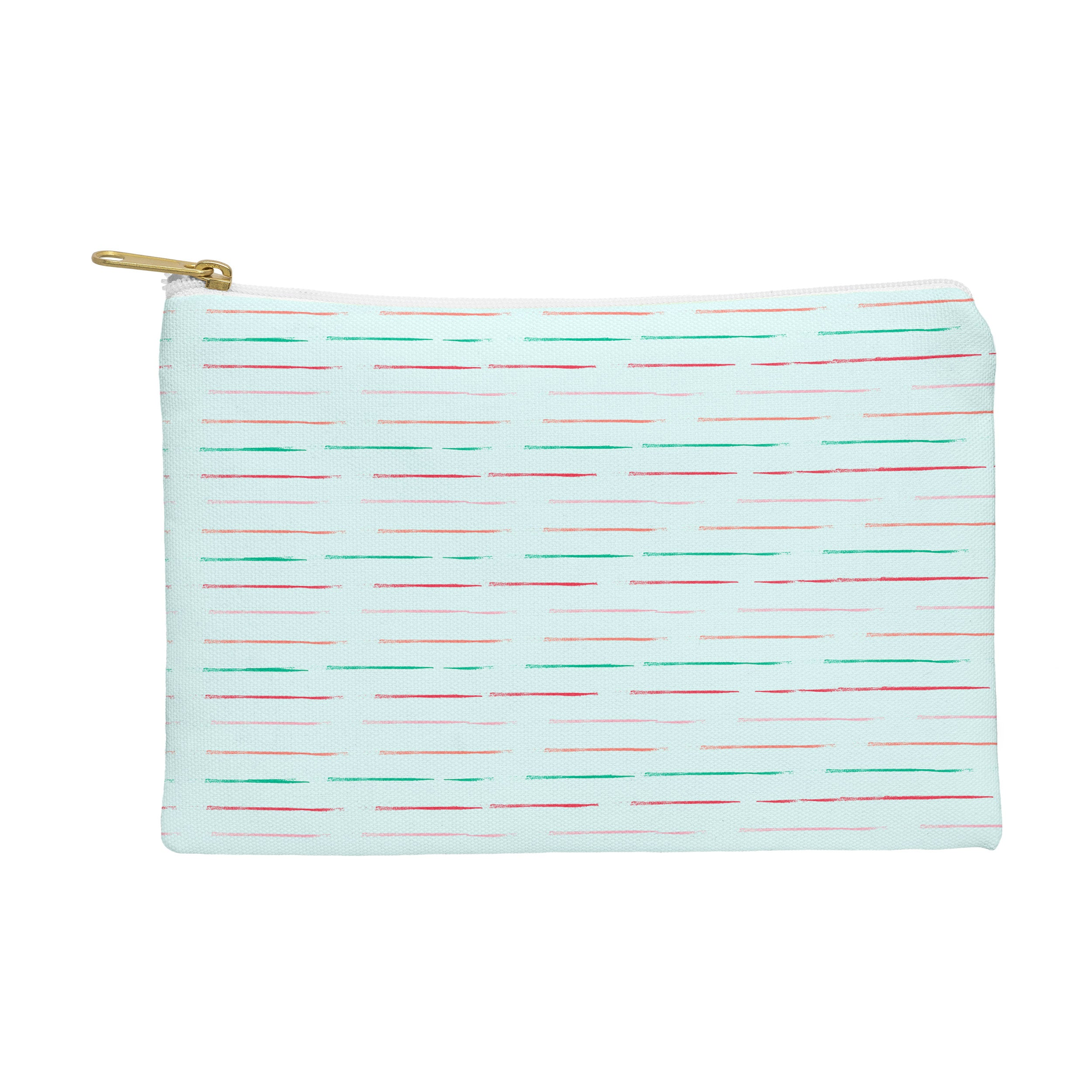 Hello Twiggs Summer Stripes Pouch