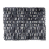 Holli Zollinger BOGO DENIM MUDCLOTH Throw Blanket
