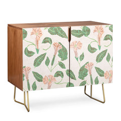 Holli Zollinger DESERT MOONFLOWER Credenza