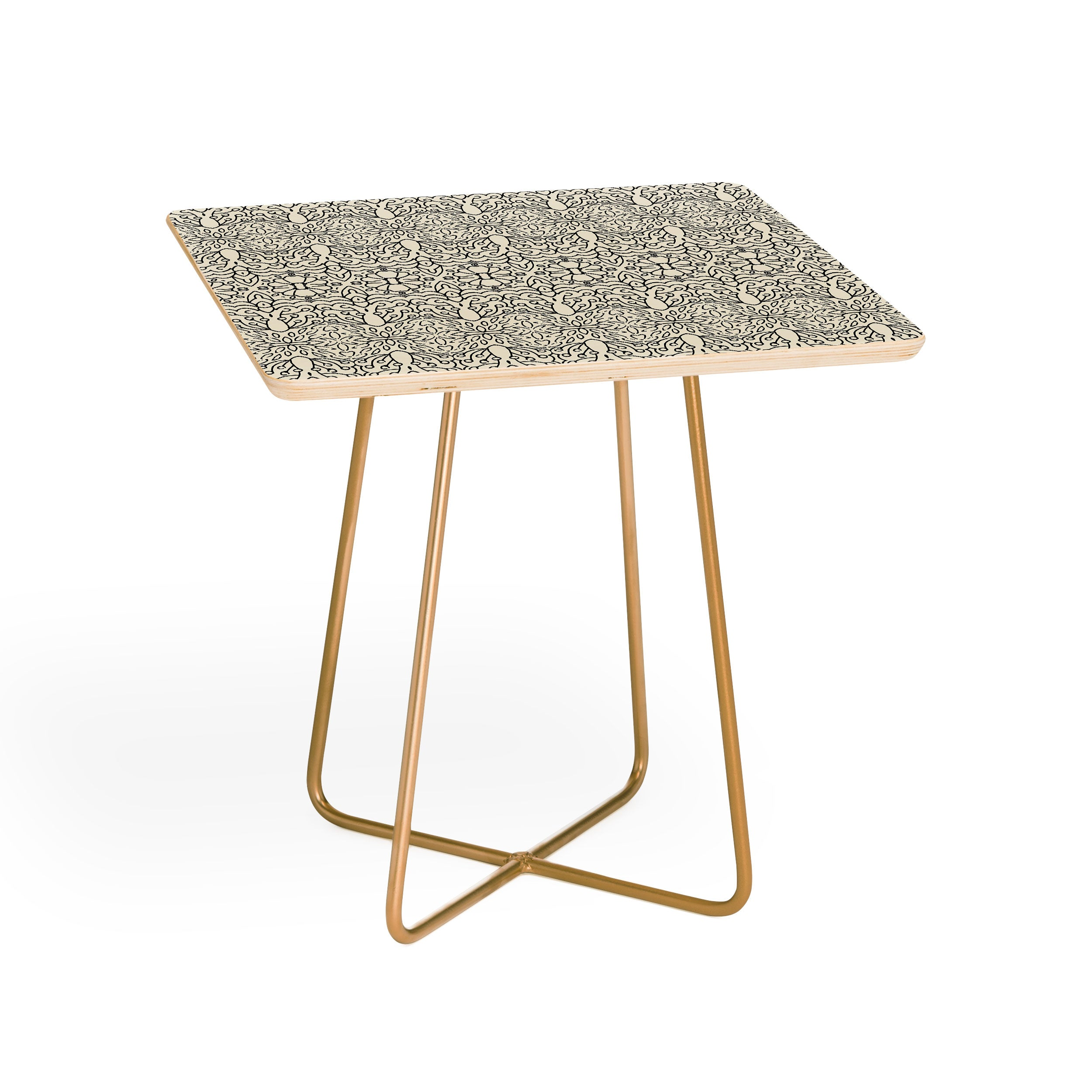Holli Zollinger FLORA LINE Side Table