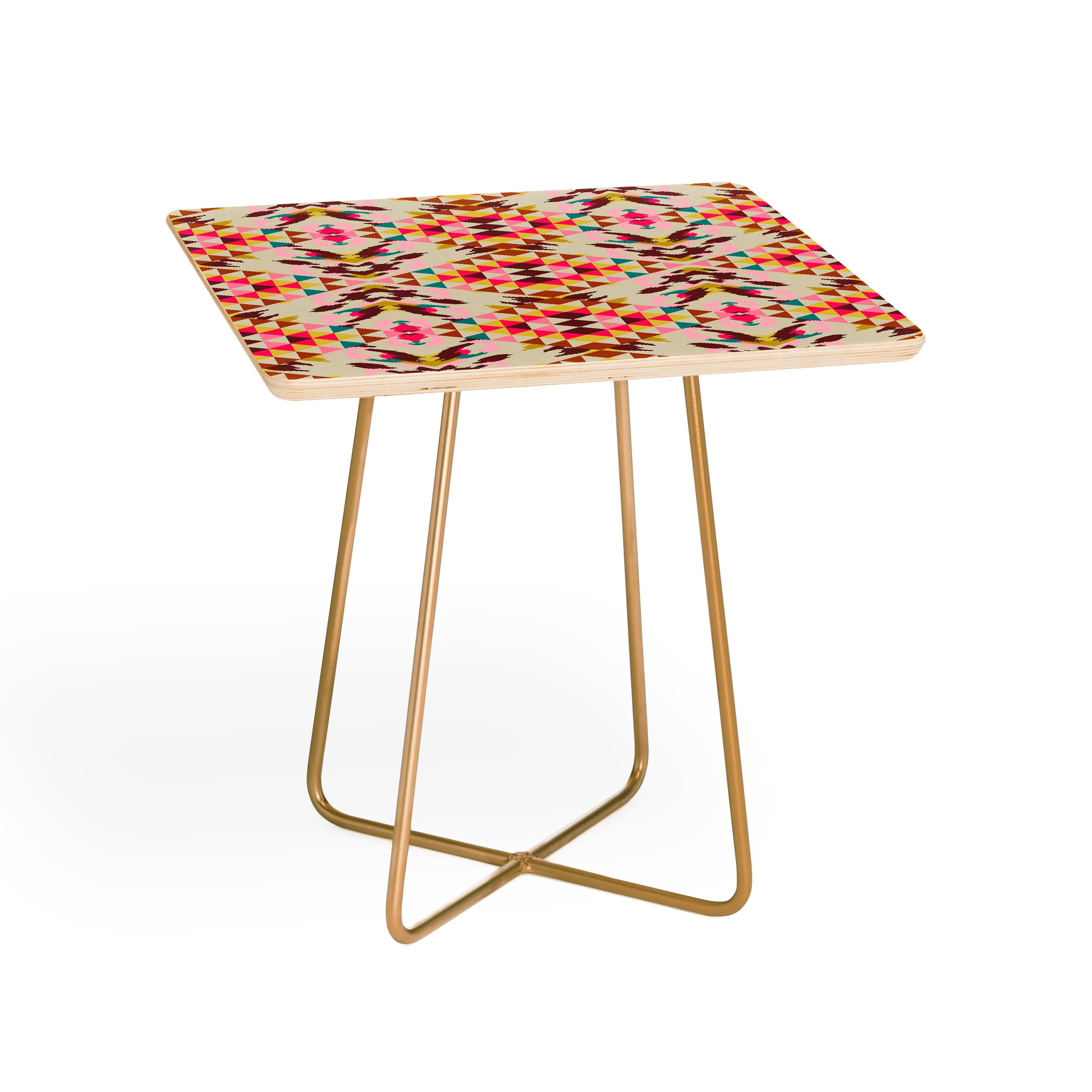 Holli Zollinger Geo Nomad Side Table