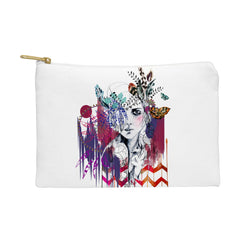 Holly Sharpe Tribal Girl 1 Pouch