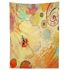 Irena Orlov Exotic Flowers Tapestry