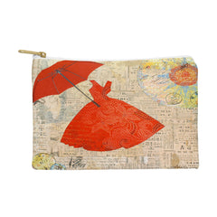 Irena Orlov Lady In Red 1 Pouch