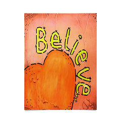 Isa Zapata Believe Poster