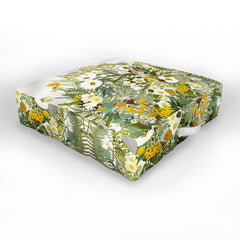 Iveta Abolina Ayla Summer Outdoor Floor Cushion