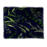 Iveta Abolina Margaux III Throw Blanket