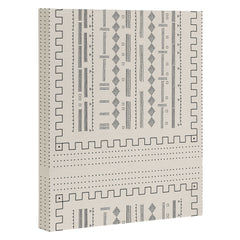 Iveta Abolina Mud Cloth Inspo VI Art Canvas