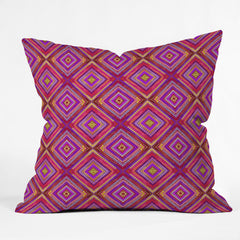 Jacqueline Maldonado Tempo 5 Outdoor Throw Pillow