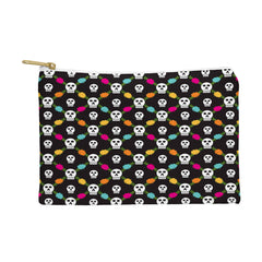 Jennifer Hill Day Of The Dead Pouch