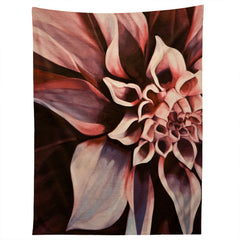 John Turner Jr Flower Tapestry
