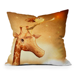 Jose Luis Guerrero Star 1 Throw Pillow