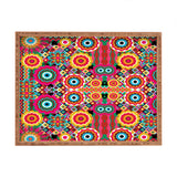 Juliana Curi Power Flower Rectangular Tray