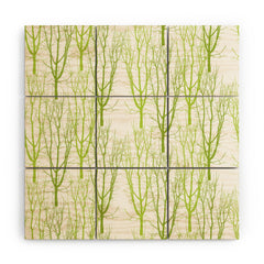 Karen Harris Citrus 4 What Forest Wood Wall Mural