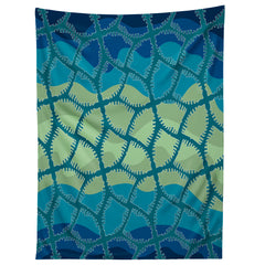Karen Harris Nocturnical Cool Tapestry