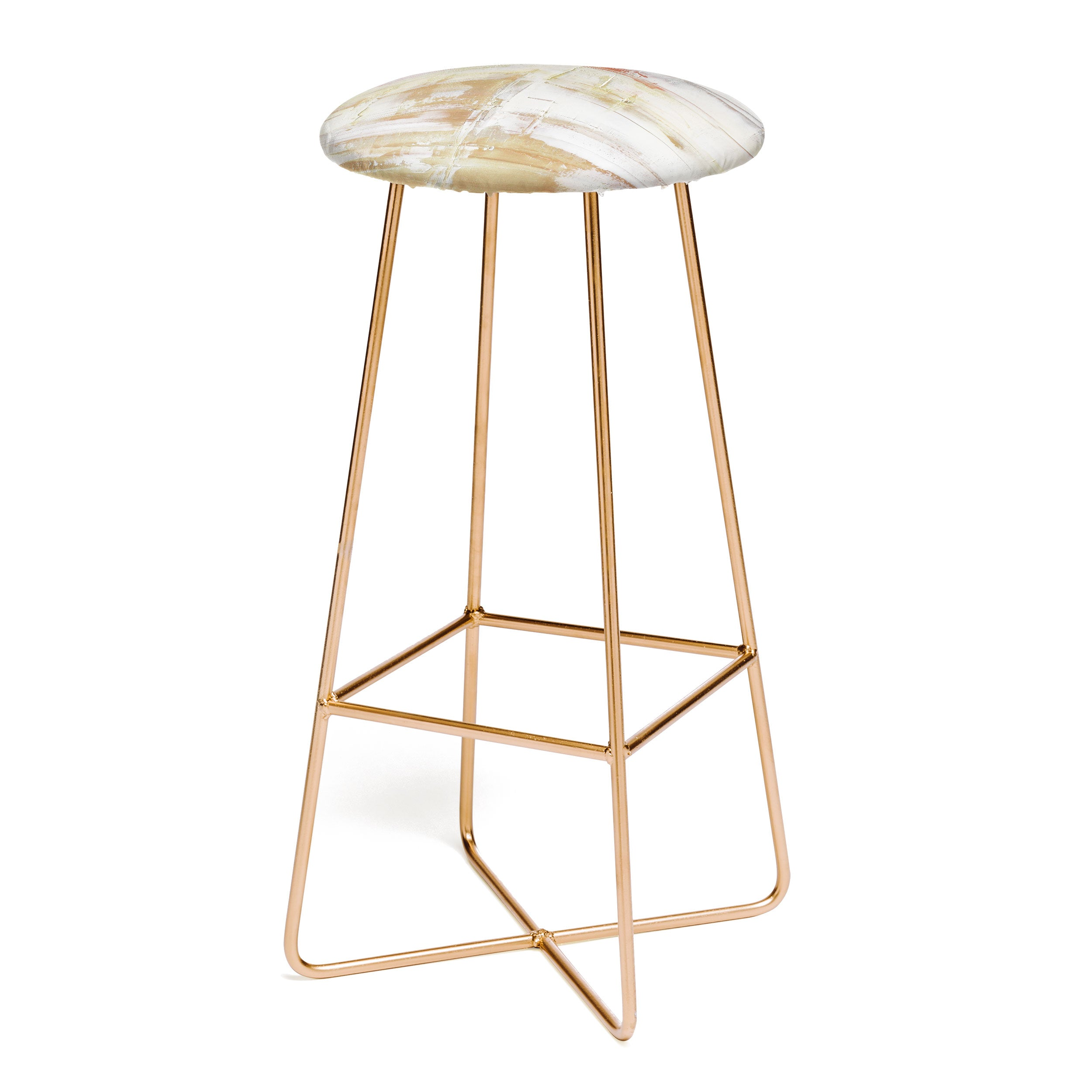 Kent Youngstrom goldenred Bar Stool