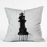 Kent Youngstrom King Outdoor Throw Pillow